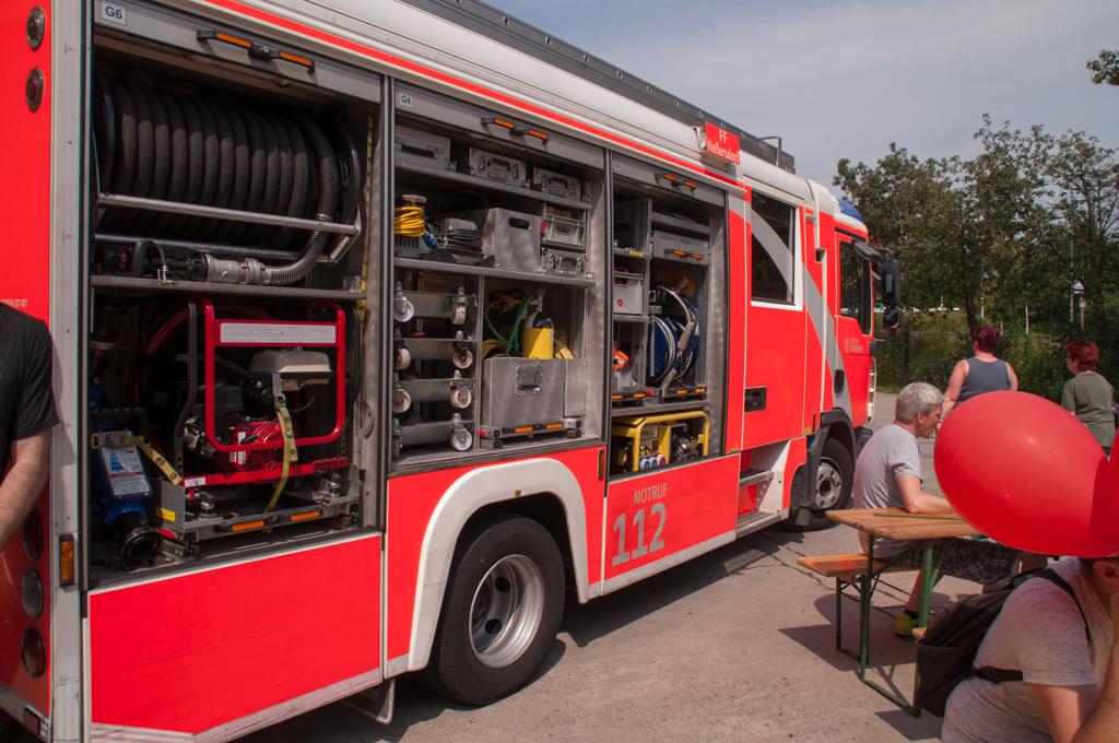 22. Juli 2017 - Freiwillige Feuerwehr Hellersdorf